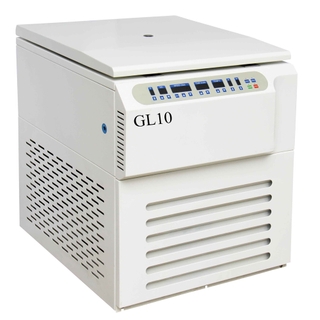 GL10 High speed large capacity refrigerated centrifuge