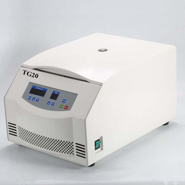 TG20 21000rpm High Speed Centrifuge